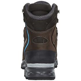 Lowa Mauria GTX Boots Women slate/turquoise